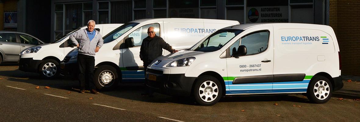 koerier amsterdam transport nederland